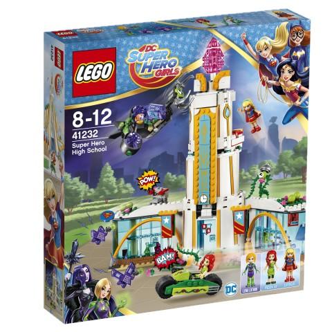 LEGO DC Super Hero Girls 41232 Szkoła Superbohaterek V29
