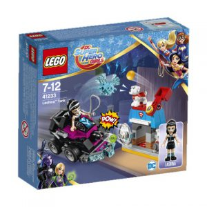 LEGO DC Super Hero Girls 41233 Lashina™ i jej pojazd V29