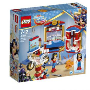 LEGO DC Super Hero Girls 41235 Pokój Wonder Woman™ V29