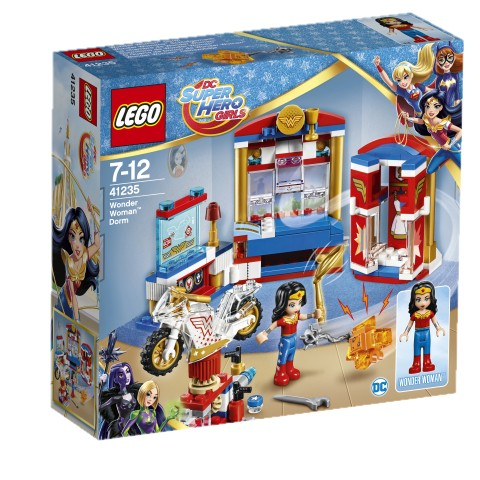 LEGO DC Super Hero Girls 41235 Pokój Wonder Woman™ V29
