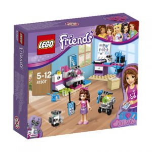LEGO Friends 41307 Kreatywne laboratorium Olivii V29