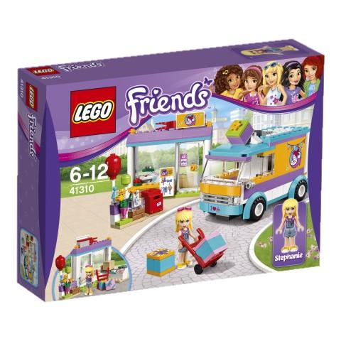LEGO Friends 41310 Dostawca upominków w Heartlake V29