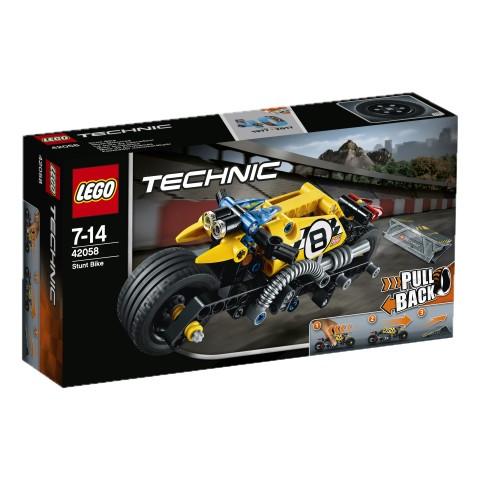 LEGO Technic 42058 Kaskaderski motocykl V29