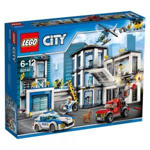 LEGO City 60141 Posterunek policji V29