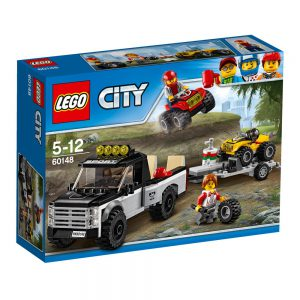 LEGO City 60148 Wyścigowy zespół quadowy V29