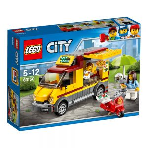 LEGO City 60150 Foodtruck z pizzą V29