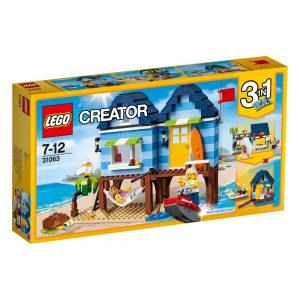 LEGO Creator 31063 Wakacje na plaży V29