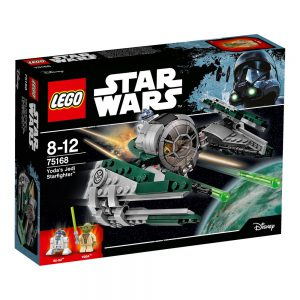 LEGO Star Wars 75168 Jedi Starfighter Yody™ V29
