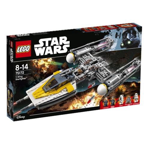 LEGO Star Wars 75172 Y-Wing Starfighter™ V29