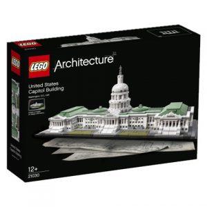 LEGO Architecture 21030 Kapitol Stanów Zjednoczonych V29