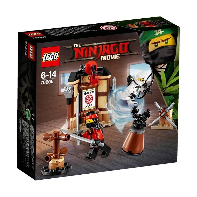 LEGO NINJAGO 70606 Szkolenie Spinjitzu V29