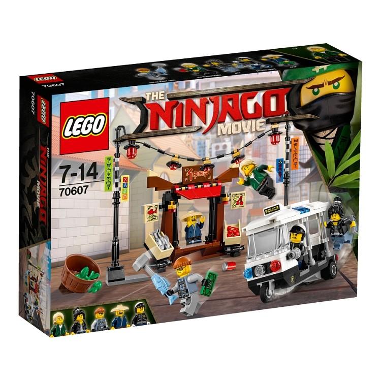LEGO NINJAGO 70607 Pościg w NINJAGO® City V29