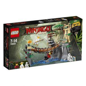 LEGO NINJAGO 70608 Upadek Mistrza V29