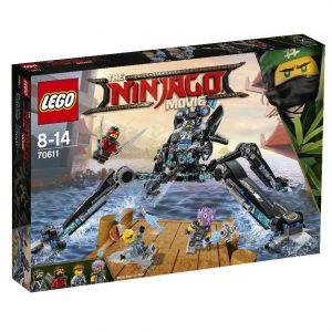 LEGO NINJAGO 70611 Nartnik V29