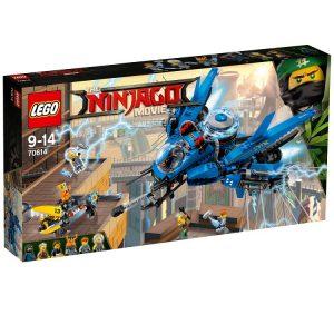 LEGO NINJAGO 70614 Odrzutowiec Błyskawica V29