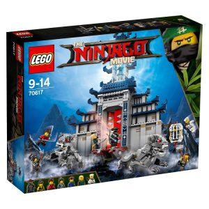 LEGO NINJAGO 70617 Świątynia broni ostatecznej V29