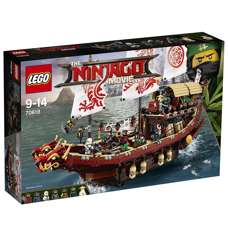 LEGO NINJAGO 70618 Perła Przeznaczenia V29