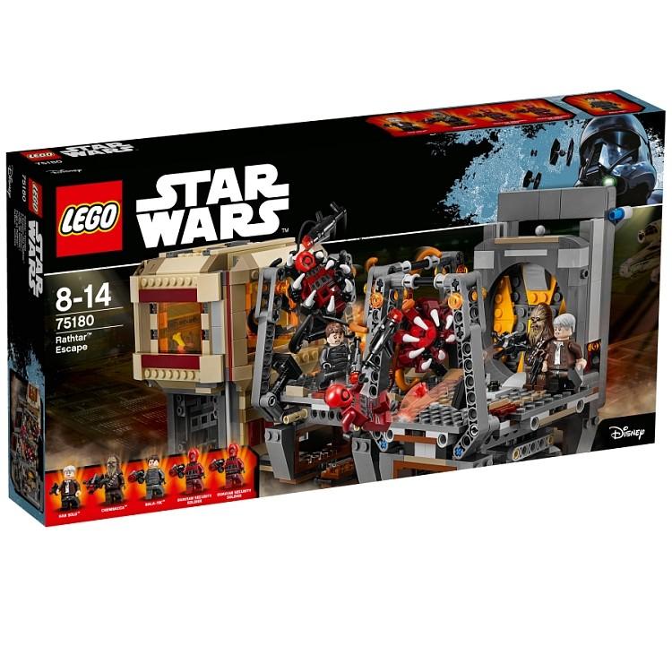 LEGO Star Wars 75180  Ucieczka Rathtara