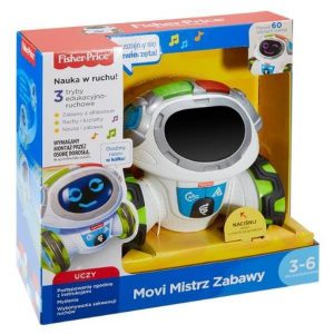 Fisher Price Movi Mistrz Zabawy FKC36